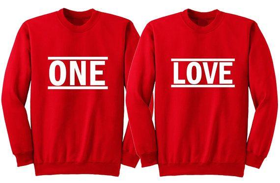 Couple Crewneck Wife Husband Anniversary Gift For Him Her Sweater Sweatshirt PB