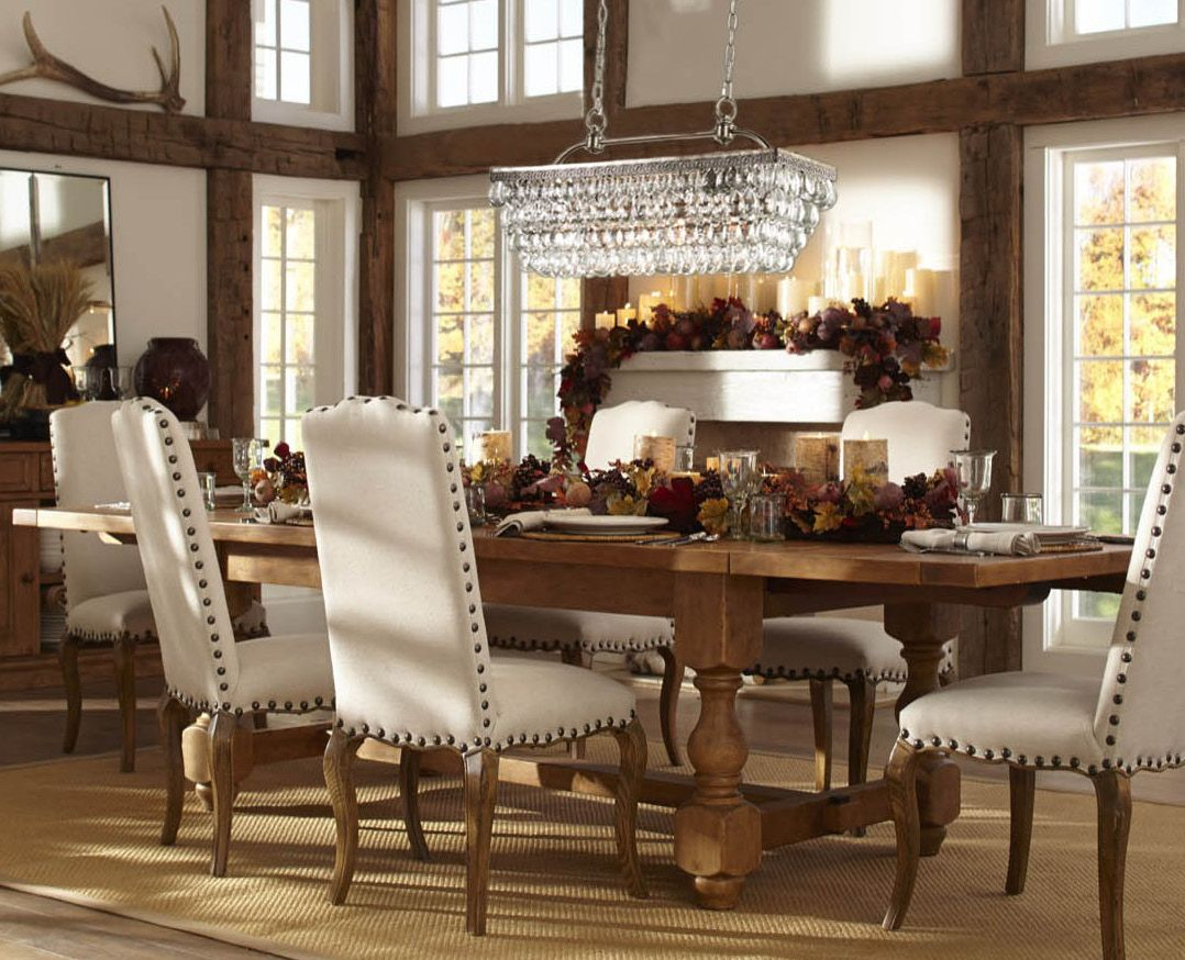 A Place To Gather Around The Table.