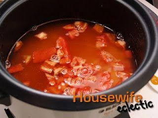 rice cooker spanish rice