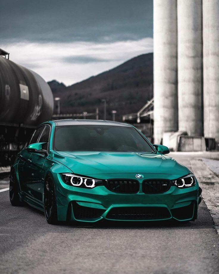 BMW M3 Power #exoticcars