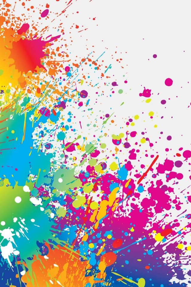 Super cute wallpaper wallpapers in 2019 art artwork - Splatter paint desktop backgrounds ...