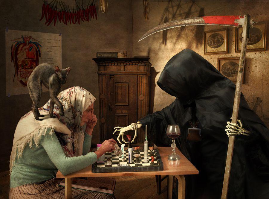 El juego de la muerte (con imágenes) | Producción artística ...