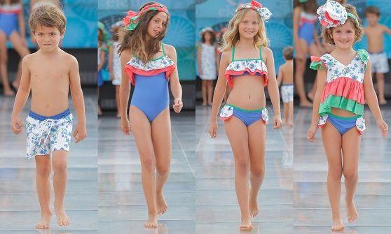 Bano Ninos 2015 Bikini Para Ninas Traje De Bano Nina Moda Para