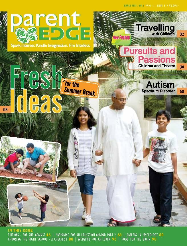 ParentEdge  Magazine - Buy, Subscribe, Download and Read ParentEdge on your iPad, iPhone, iPod Touch, Android and on the web only through Magzter