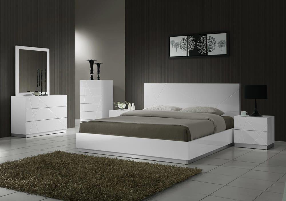 Naples Bed By J M Furniture In 2020 Contemporary Bedroom Sets Cheap Bedroom Furniture White Bedroom Set