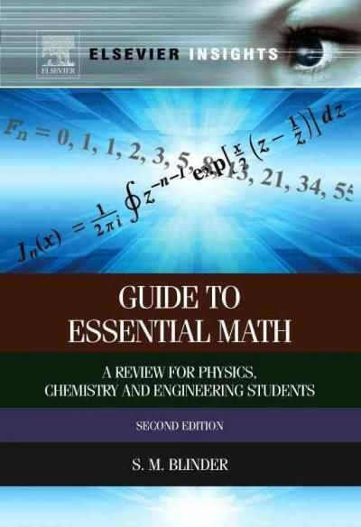 guide to essential math a review for physics chemistry and engineering students