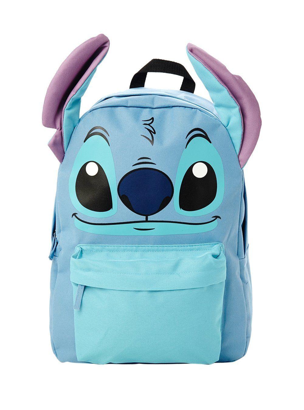 1ae7c375b89 Amazon.com  Disney Lilo   Stitch I Am Stitch Backpack  Clothing ...