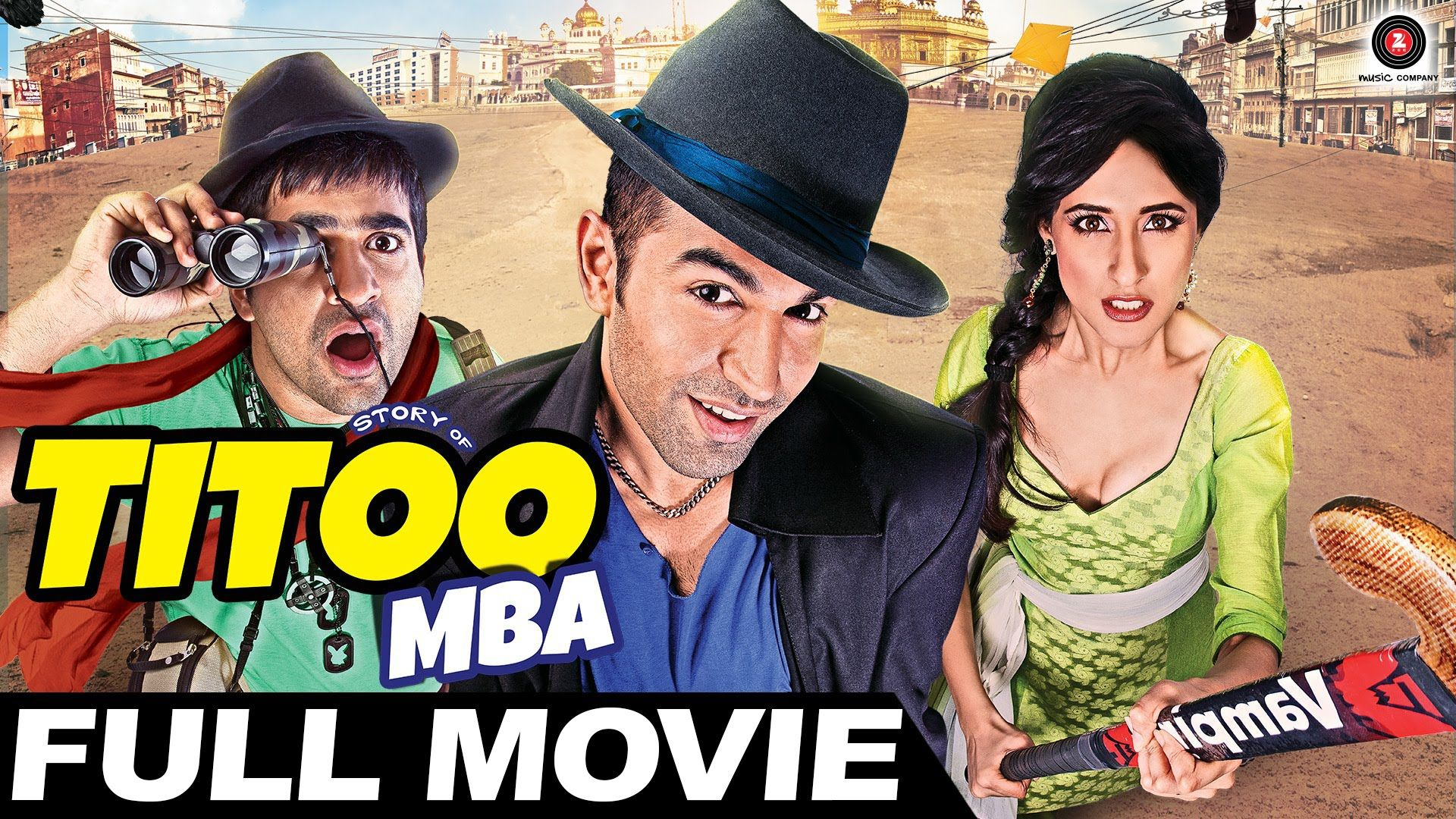 Titoo Mba Married But Available Movies Songs Official Trailer