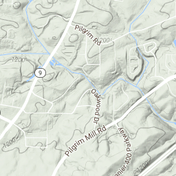 Fort Campbell Historical Topo Map In Forsyth County Georgia - Historical topo maps