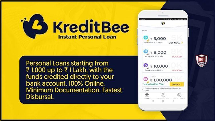 Kreditbee Review Personal Loan App, Online Eligibility
