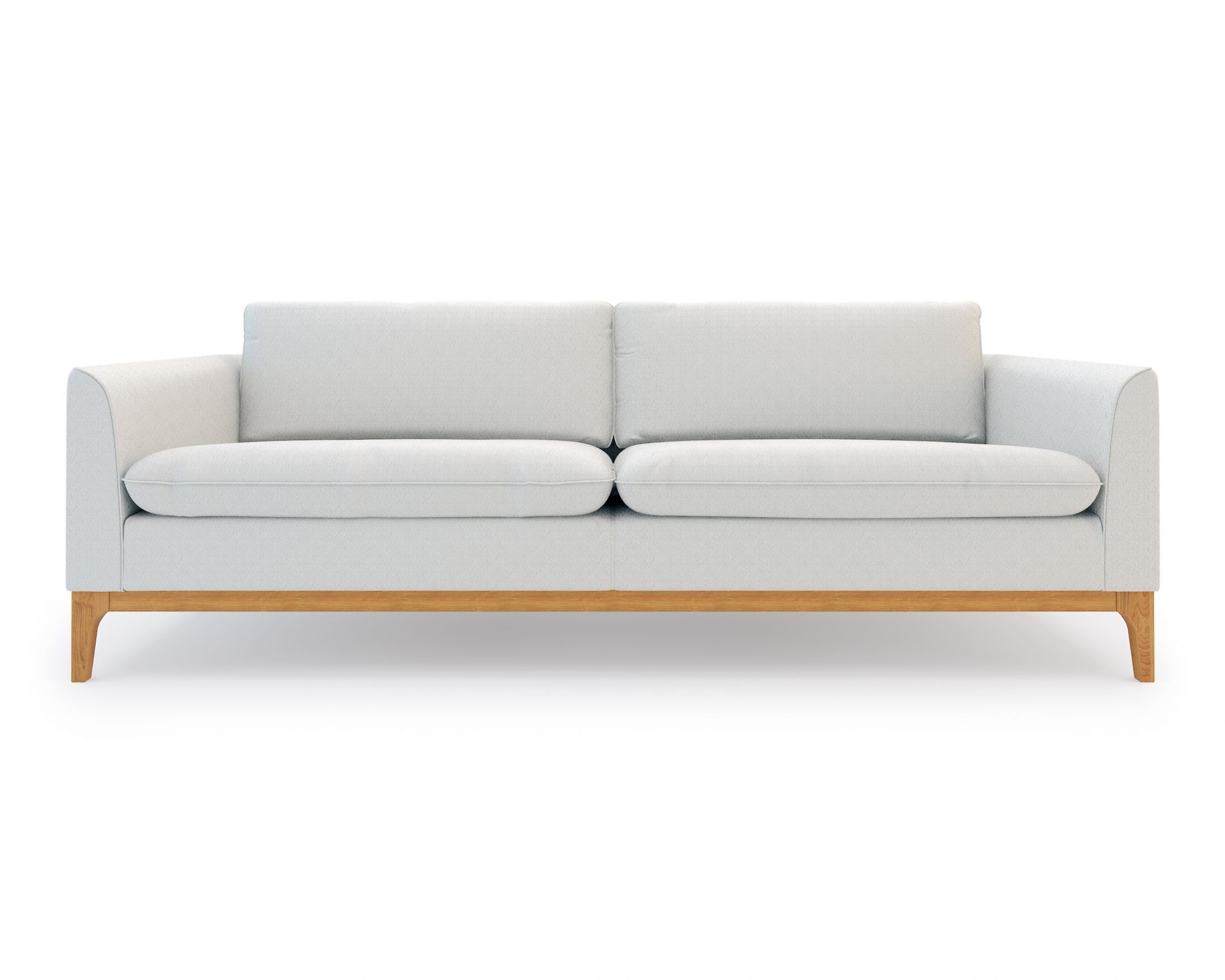 The Loren Sofa Is A Practical Scandinavian Style Sofa Exclusive To The Kure Collection By Rove Concepts The St Scandinavian Sofas Sofa Scandinavian Style Sofa