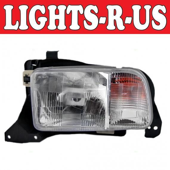 LIGHTS-R-US CHEVROLET TRACKER HEADLIGHT LH LEFT DRIVER
