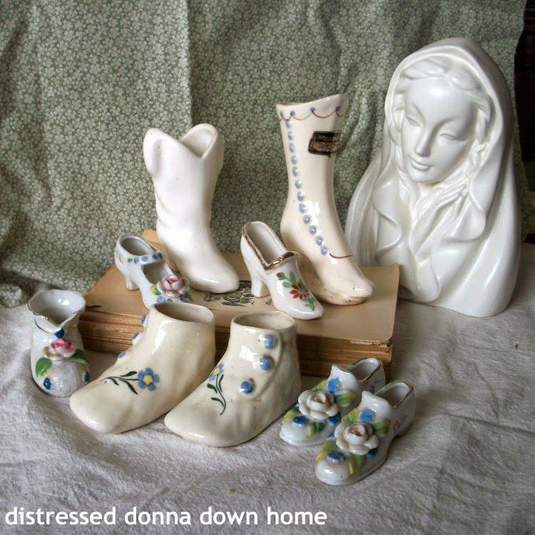 Distressed Donna Down Home: Estate Sale Times Three