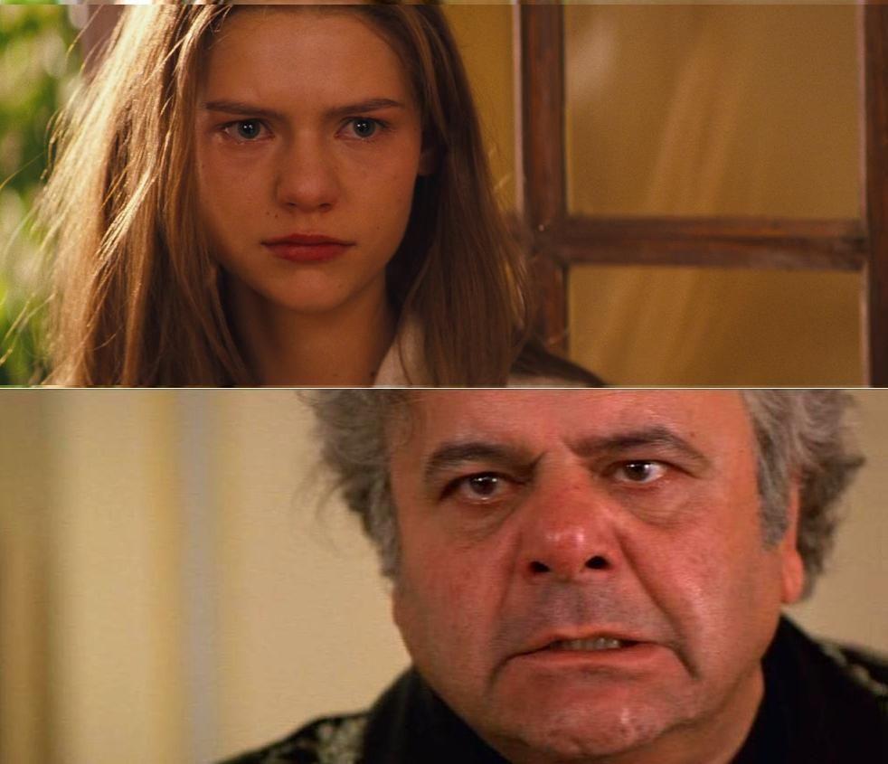 """Romeo + Juliet"" (1996) >> Claire Danes & Paul Sorvino ..."