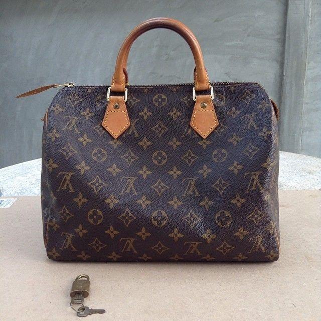 5d8505dca53 Louis Vuitton Speedy Handbag - Only  213.99 !   London Fashion Weeks    Pinterest   Louis vuitton speedy, Louis vuitton and Louis vuitton handbags