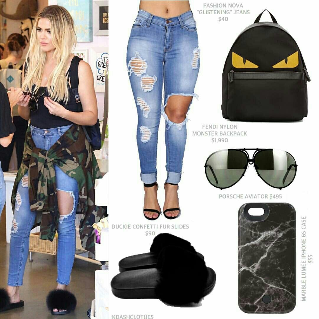 Steal Her Style: Steal Her Style Khloe Kardashian