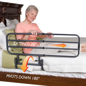 Mobility Bed Rail by Stander Home safety, Bed rails, Bed