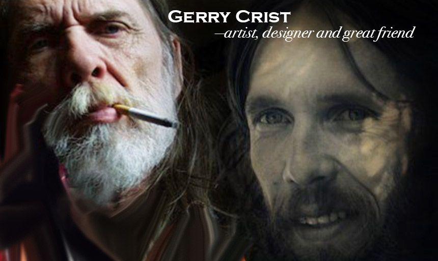 Gerry crist class of 1967 owner of crist studio