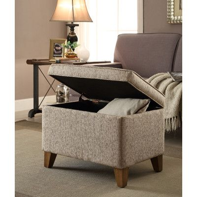 Peachy Laurel Foundry Modern Farmhouse Annet Storage Ottoman Gmtry Best Dining Table And Chair Ideas Images Gmtryco