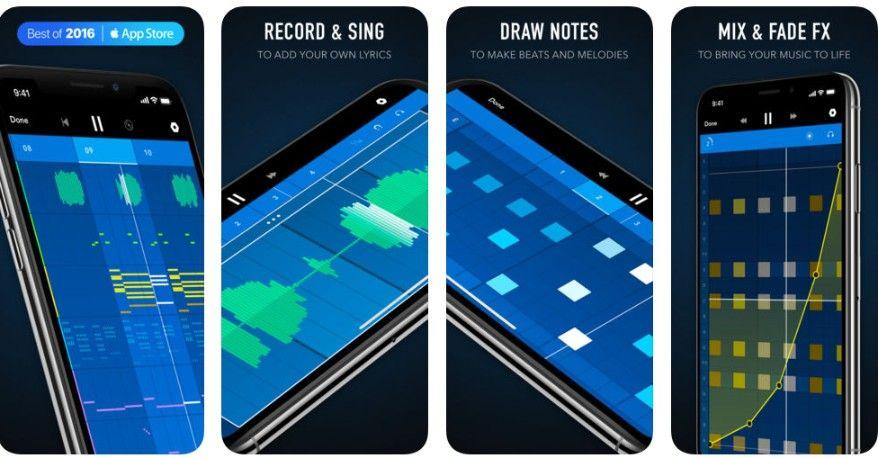أفضل تطبيقات تحرير المقاطع الصوتية لمستخدمي آيفون وآيباد