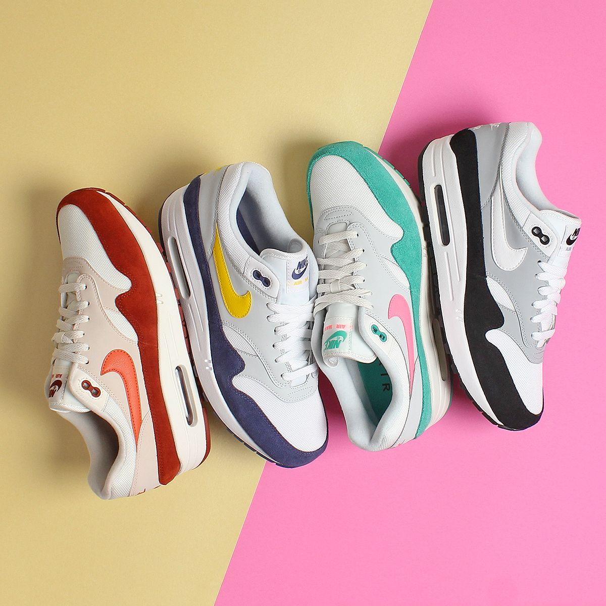 Nike Air Max 1's at Urban Industry, UK. in 2020 Nike acg  Nike acg