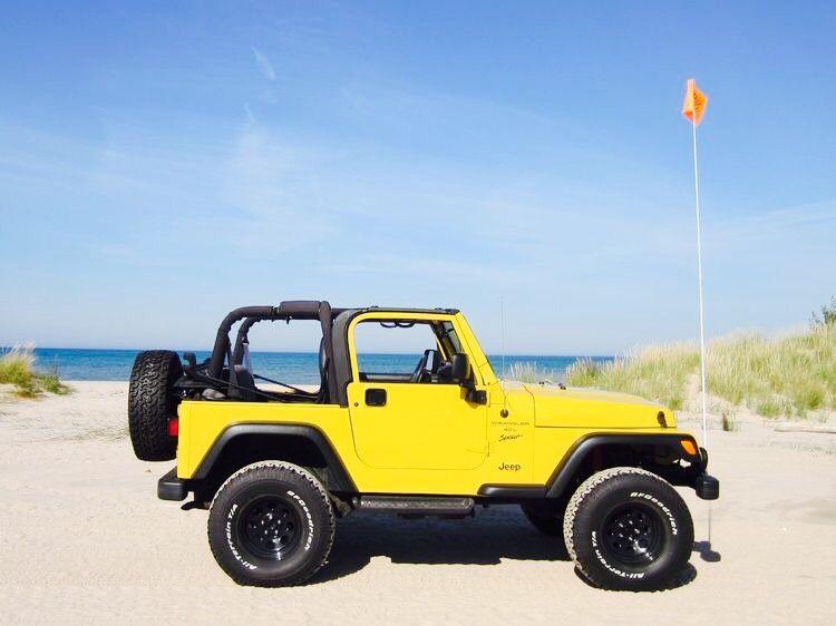 Jeep Wrangler Dream Cars Jeep Jeep Wrangler Yellow Jeep