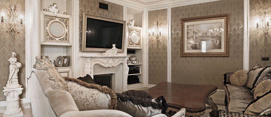Living room / Гостинная