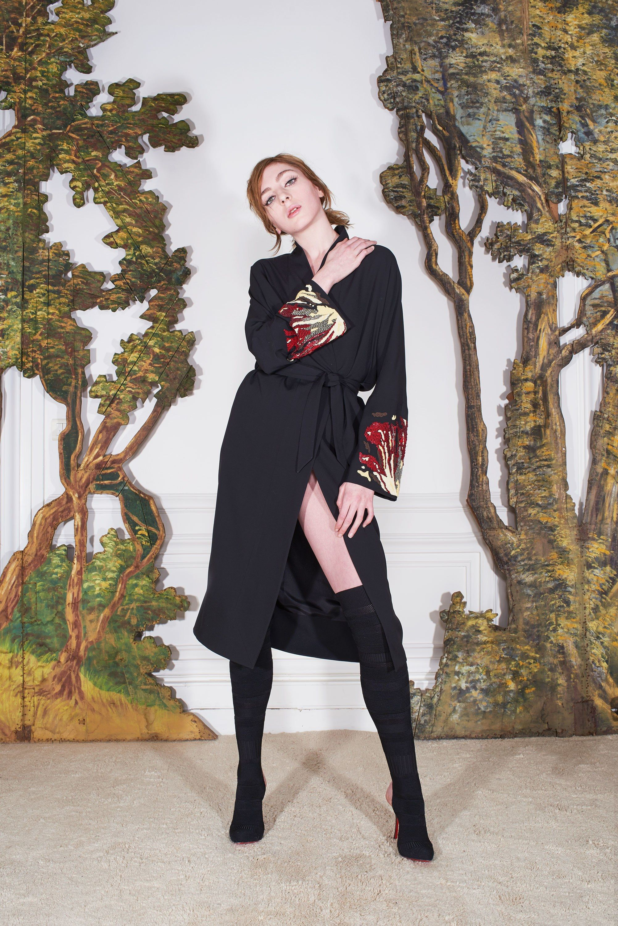Martin Grant Fall 2017 Ready-to-Wear Collection Photos - Vogue