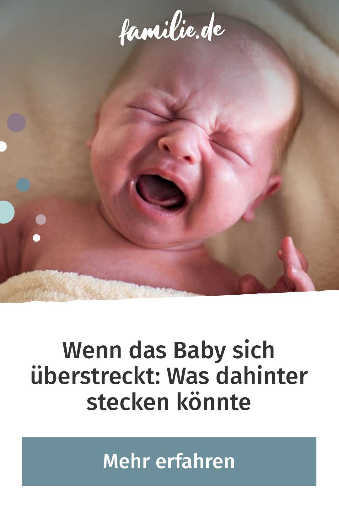 Was Passiert Wenn Baby Kopf Nach Hinten Fällt