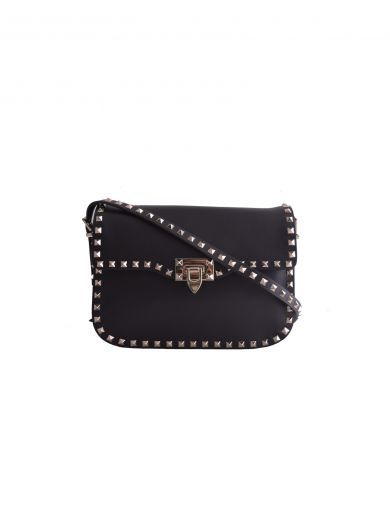 VALENTINO Valentino Garavani Rockstud Shoulder Bag. #valentino #bags #shoulder bags #