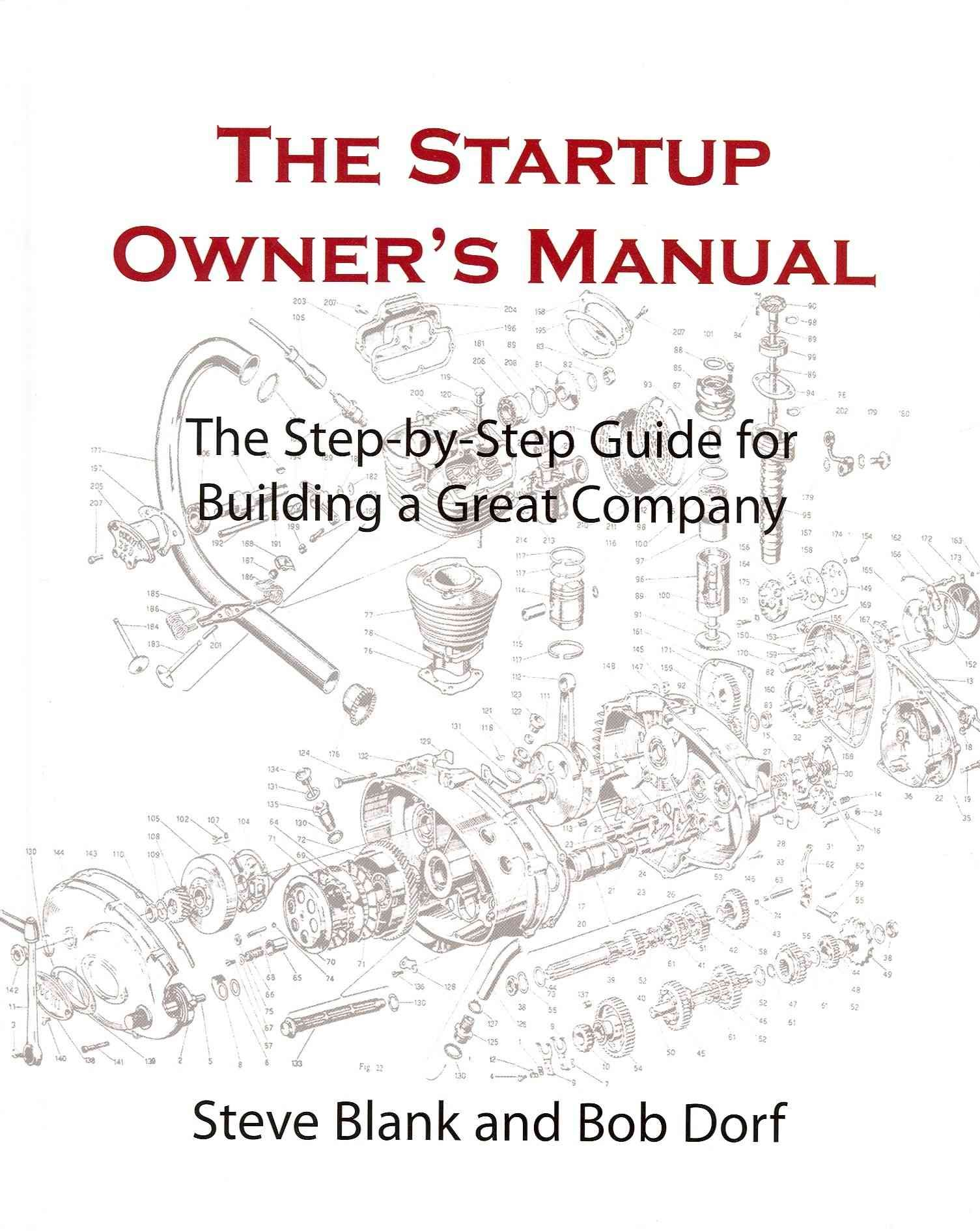 The startup owners manual the step by step guide for building a books malvernweather Image collections