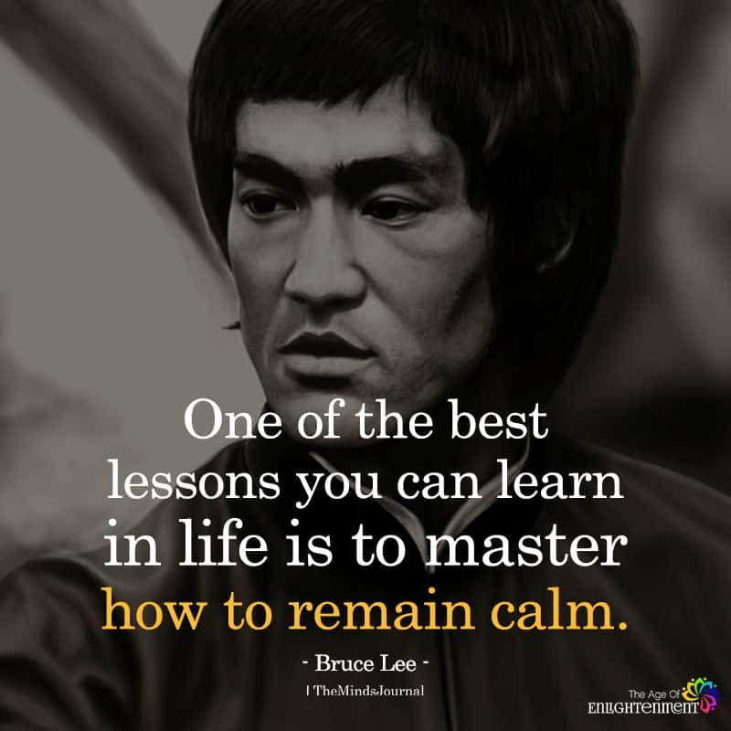 One Of the Best Lessons You Can Learn