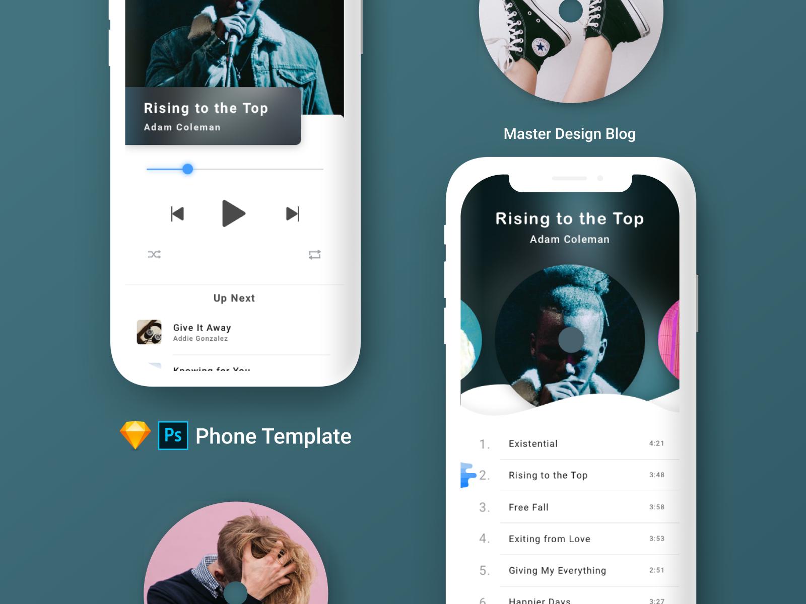 Phone Template Free Master Design Blog Phone Template Templates Iphone Template