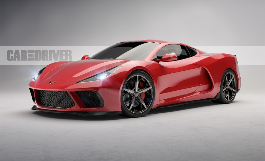 Car Reviewswe Ride In A 2020 Chevrolet Corvette Stingray Prototype