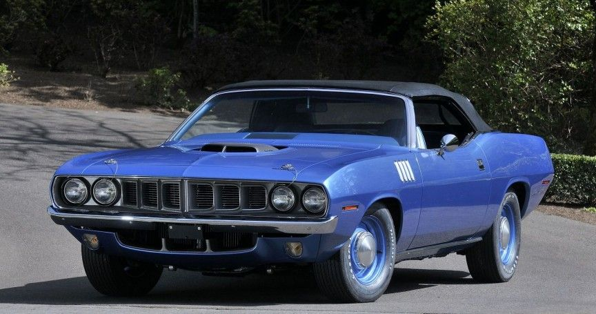 Top 10 Rarest American Muscle Cars | Muscle Cars | Pinterest ...