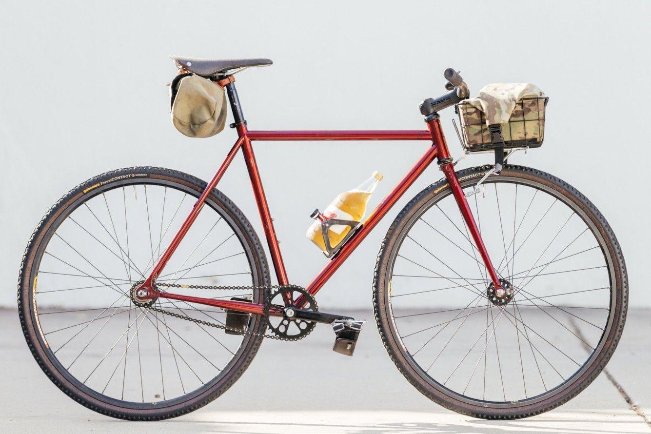 Golden Saddle Rides: Cinelli Mash After-Work Basket Bike | The ...