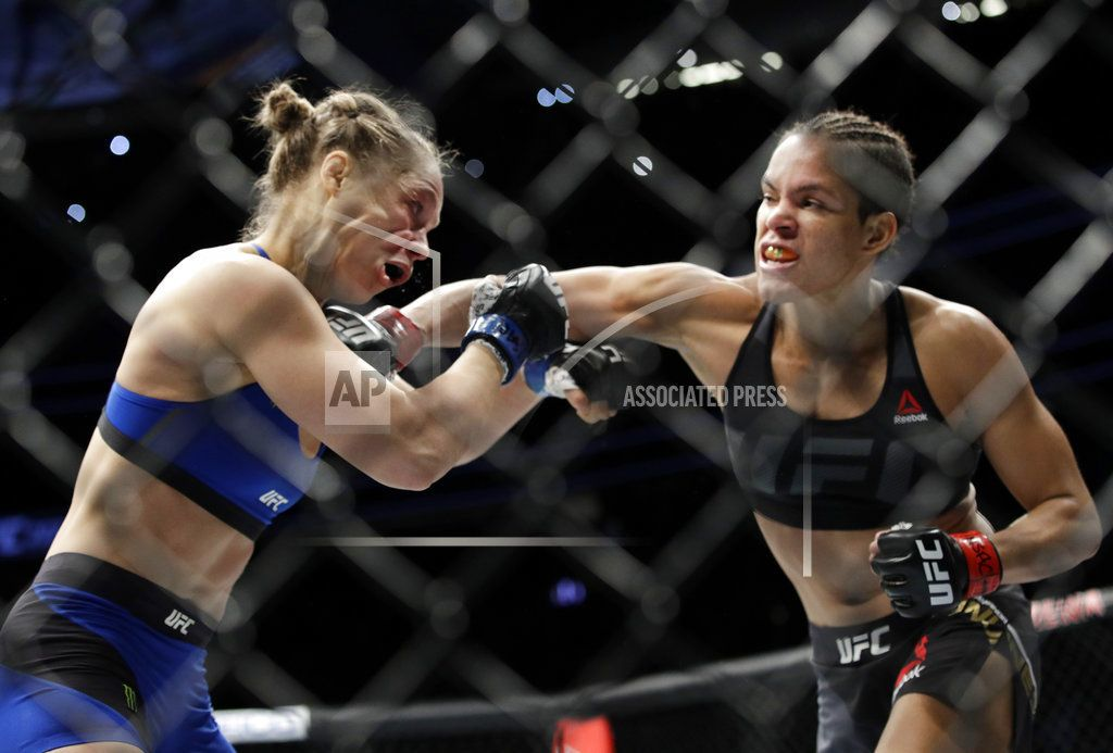 Philadelphia January 28 2018 Ap Stl News Ronda Rousey S Next Bout In The Ring Won T Come In Mixed Martial Art With Images Ronda Rousey Ronda Rousey Ufc Amanda Nunes