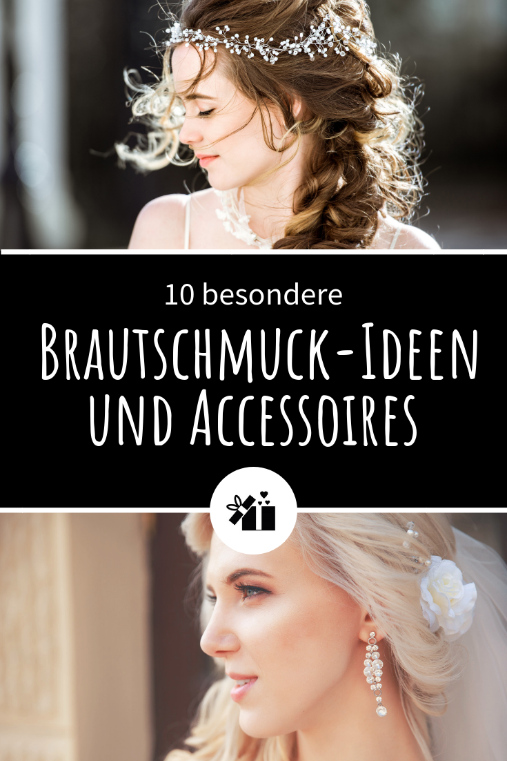 11 besondere Brautschmuck-Ideen und Accessoires - Hochzeitskiste