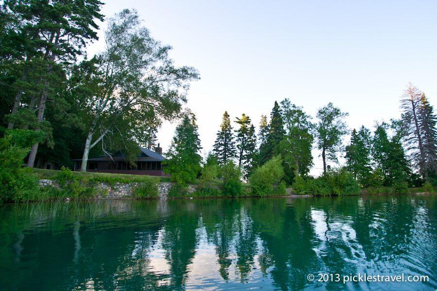 Joyce Estate Northern Minnesota On Trout Lake Near Grand Rapids