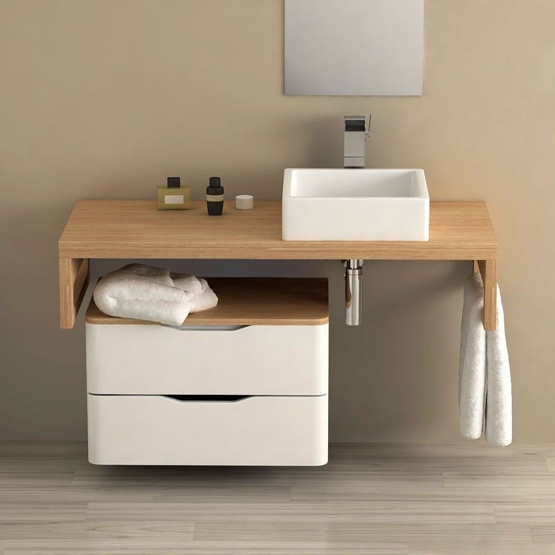 Plan vasque de salle de bain Woody DECO Pinterest Bath, Modern