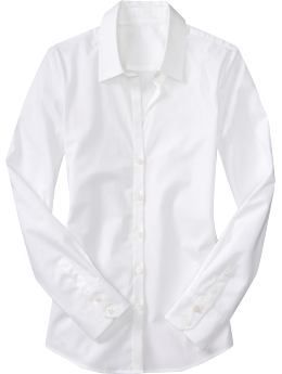 Bright White Shirt | Is Shirt