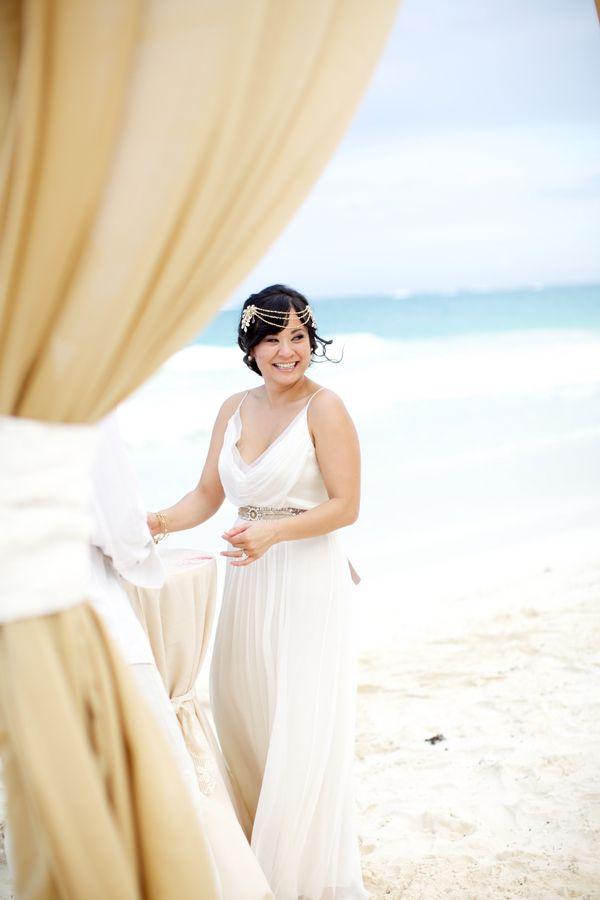07a27727ab Outdoor Beach Wedding Melbourne Beach, Bali Wedding, Destination Wedding,  Fantasy Wedding, Portrait