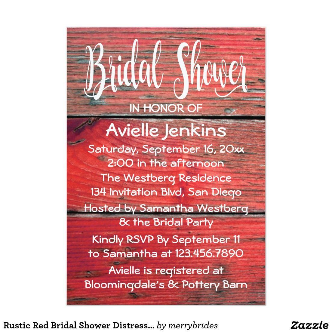 Luxury Bridal Shower Beach Theme Invitations Elaboration ...