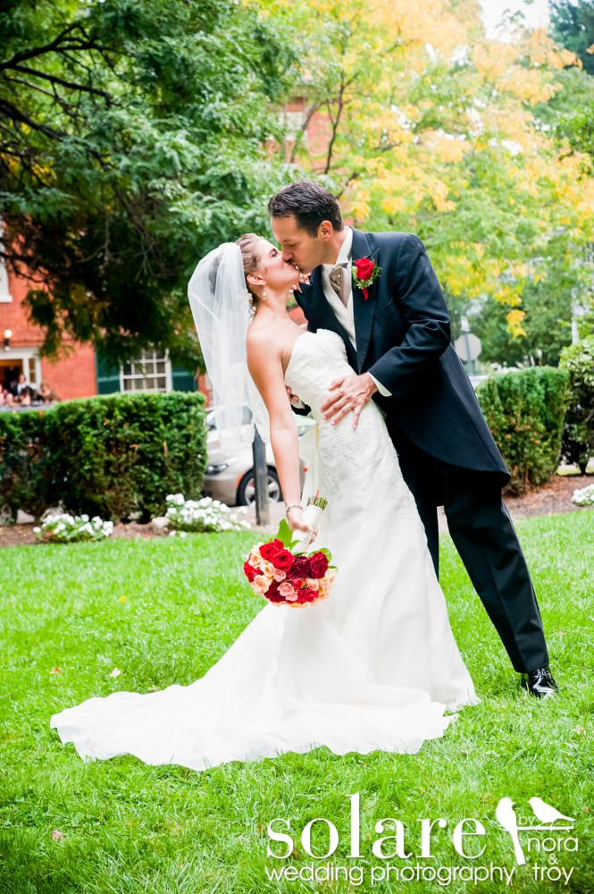 Wedding Photography At Hamilton Hall In Salem MA Massachusetts Photographers