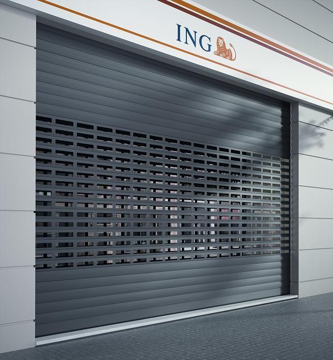 Fabricaci n y montaje de puertas enrollables de aluminio - Montaje de puertas ...