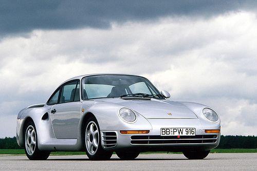 Porsche 959. El porsche de mis sueños