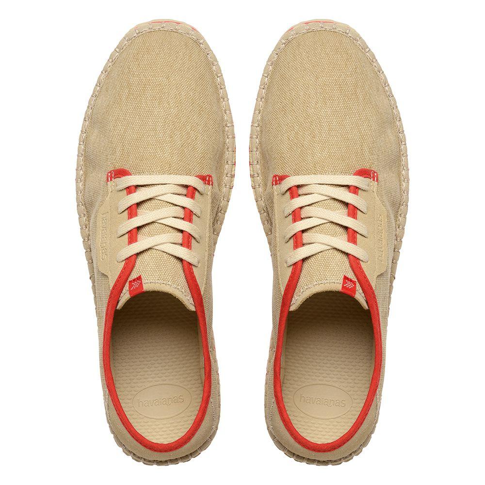 91aee59e1 Tênis Alpargatas Havaianas Sneaker Casual Layers Areia - havaianas ...
