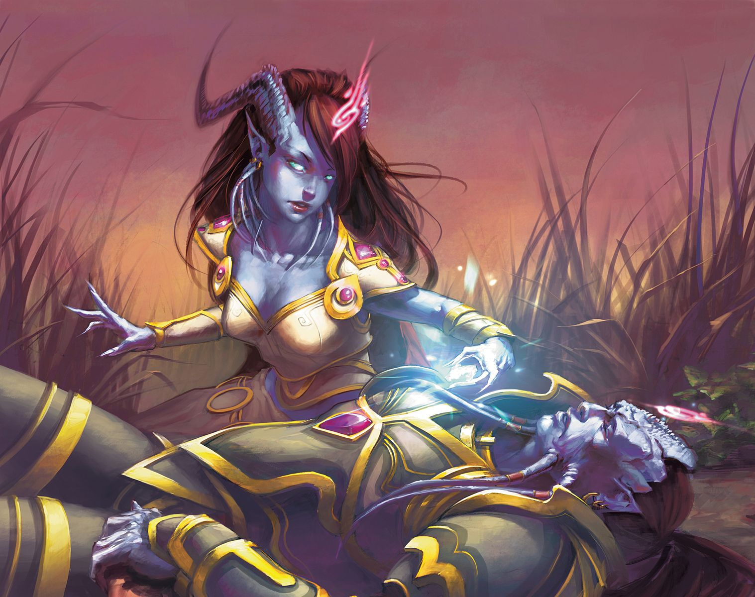 Rescue the Survivors! World of Warcraft Trading Game