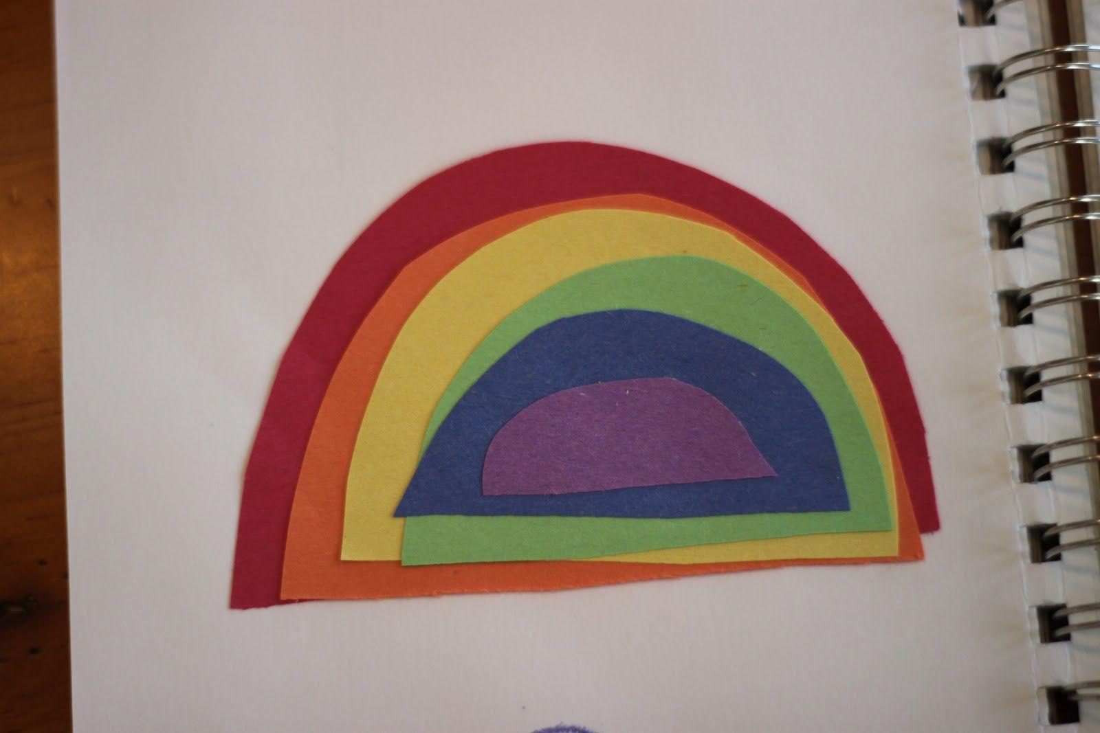 Preschool Rainbow