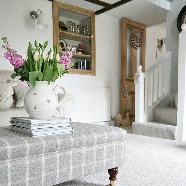 Our Living Room Over The Years: Beautiful Country Living Room Scheme. Why Not Head On Over